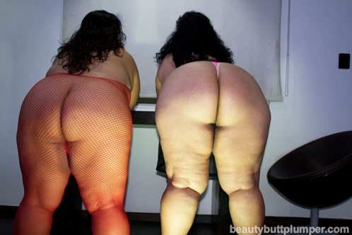 Beautybuttplumper natasha and vicky mexican bbw plumper